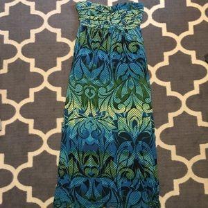 BEAUTIFUL Soma maxi dress